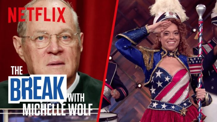 Programa de Netflix The Break with Michelle Wolf